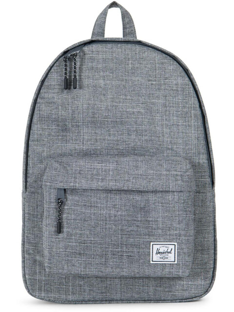 Herschel Classic rugzak grijs/zwart